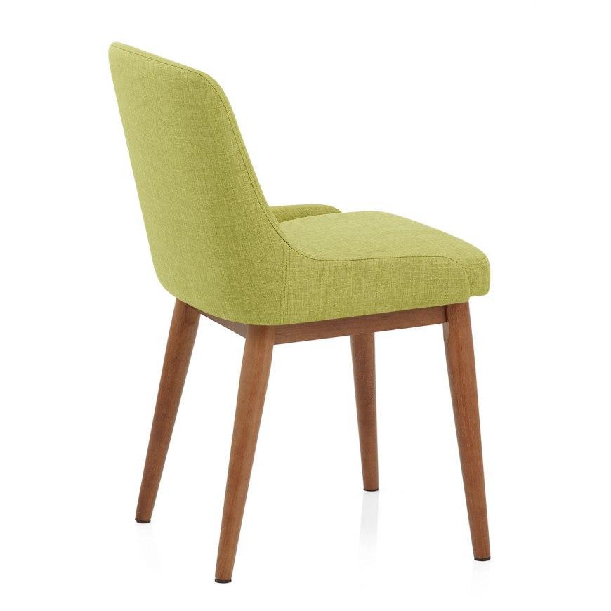 Ramsay oak dining chair black leather atlantic shopping - Atlantic shopping dining chairs ...