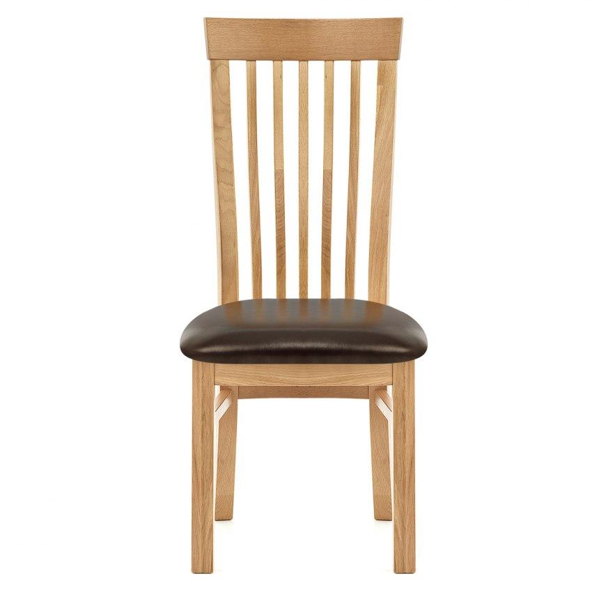 Orb Dining Chair White Amp Grey Atlantic Shopping