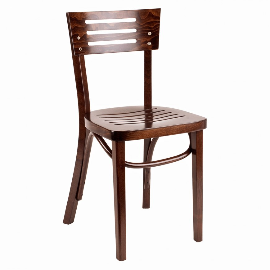 Vetto oak dining chair blue atlantic shopping - Atlantic shopping dining chairs ...