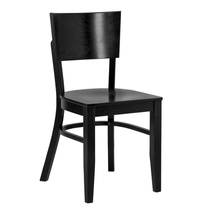 Vetto Oak Dining Chair Brown Tartan - Atlantic Shopping