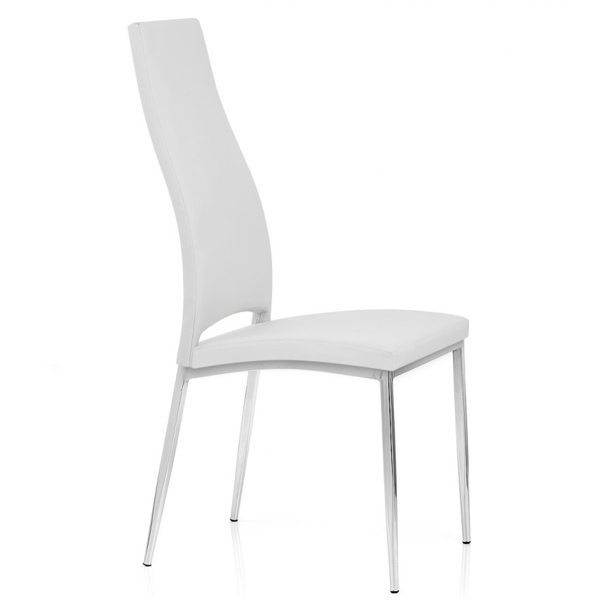Vesta dining chair black atlantic shopping - Atlantic shopping dining chairs ...