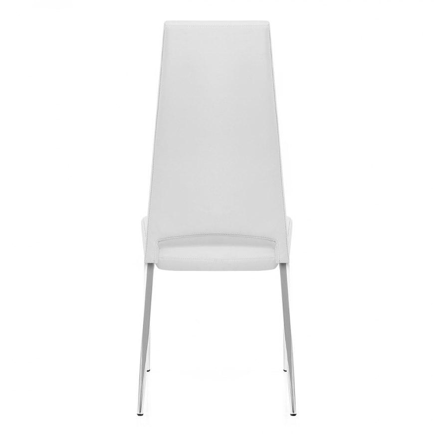 Vesta dining chair white atlantic shopping - Atlantic shopping dining chairs ...