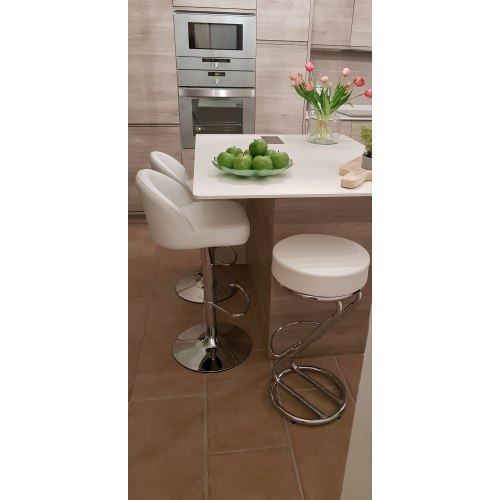Zizi Kitchen Stool White Atlantic Shopping : 2099 from www.atlanticshopping.co.uk size 500 x 500 jpeg 28kB