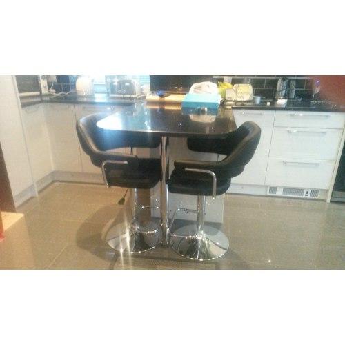 Skyline Bar Chair Black Atlantic Shopping : 634 from www.atlanticshopping.co.uk size 500 x 500 jpeg 35kB