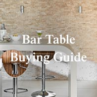 Bar Table Advice