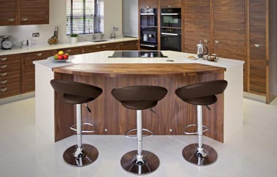 Brown Bar Stools
