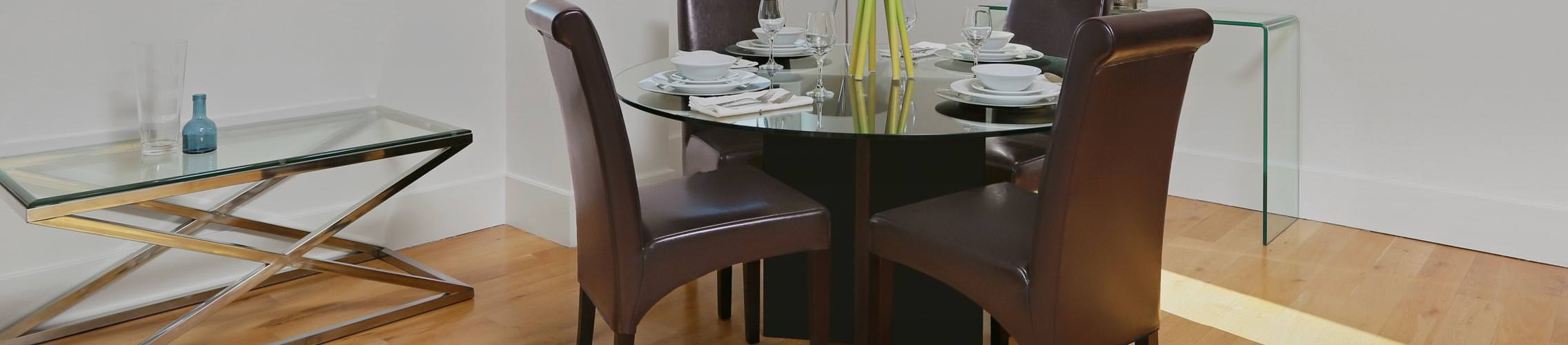 Brown Kitchen Dining Chairs