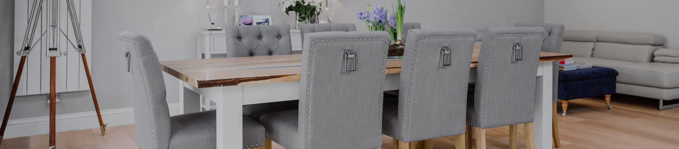 Grey Kitchen Dining Chairs