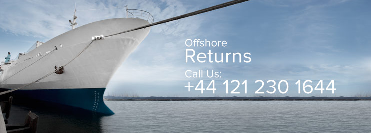 Easy Offshore Returns