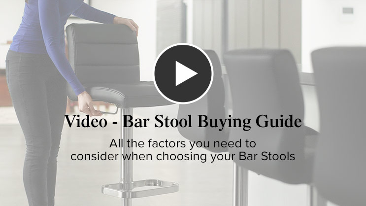 Bar Stool Buying Guide Video