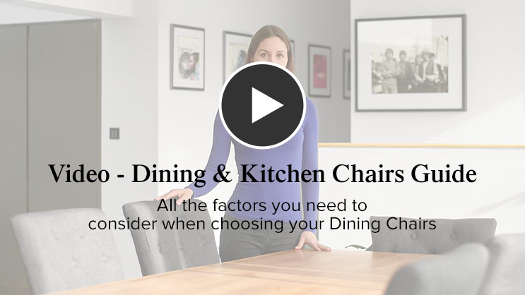 Dining Chair Buying Guide Video