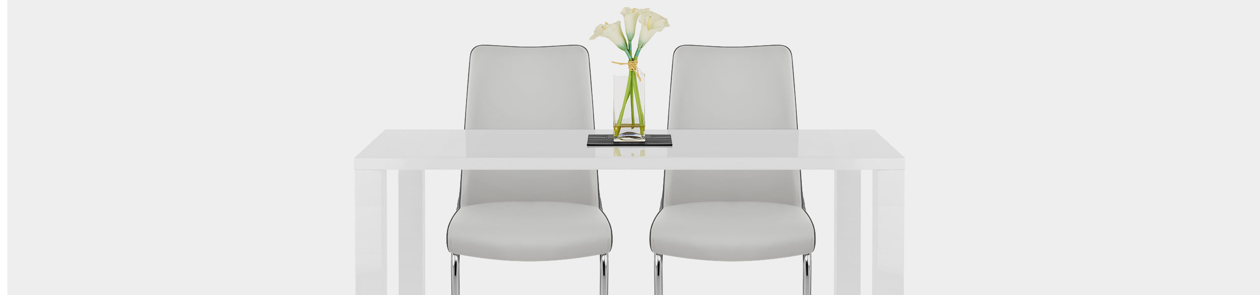 Alder Dining Chair Grey & Charcoal Video Banner