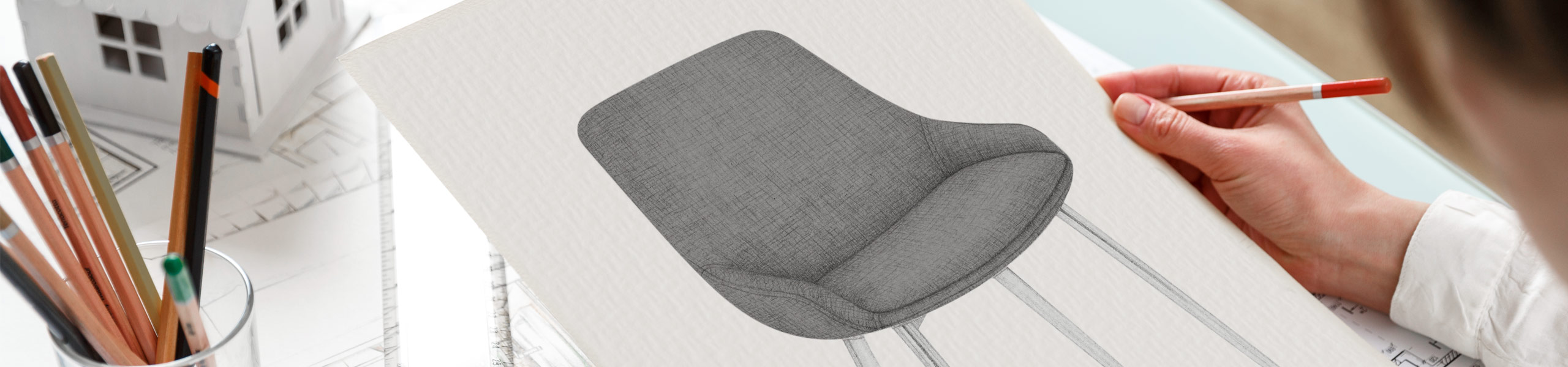 Aston Dining Chair Charcoal Fabric Video Banner