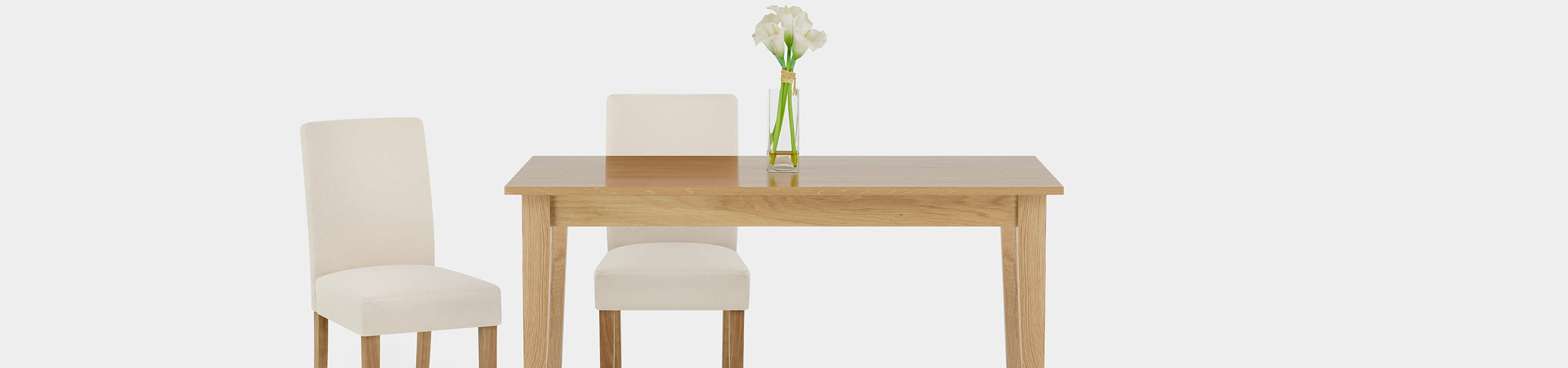 Austin Dining Chair Cream Video Banner