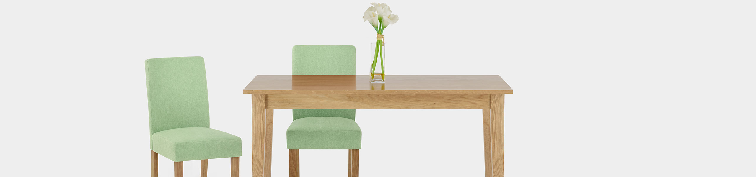 Austin Dining Chair Green Video Banner