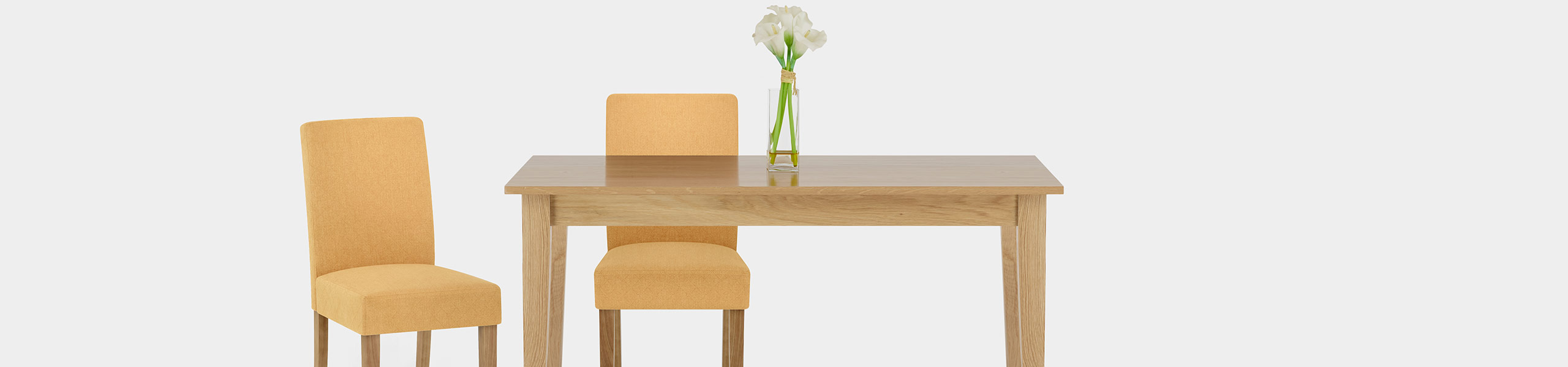 Austin Dining Chair Mustard Video Banner