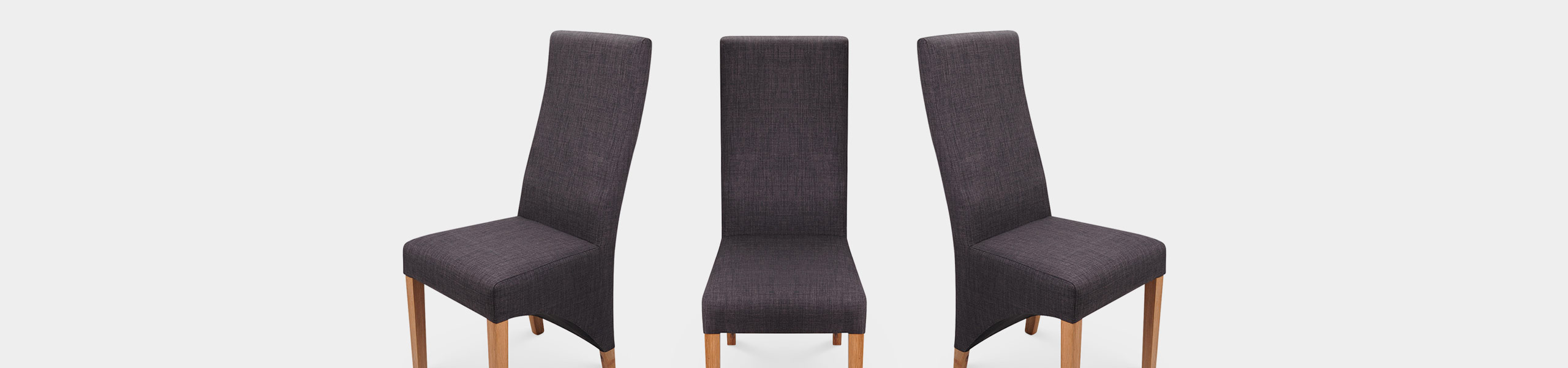 Baxter Dining Chair Grey Video Banner