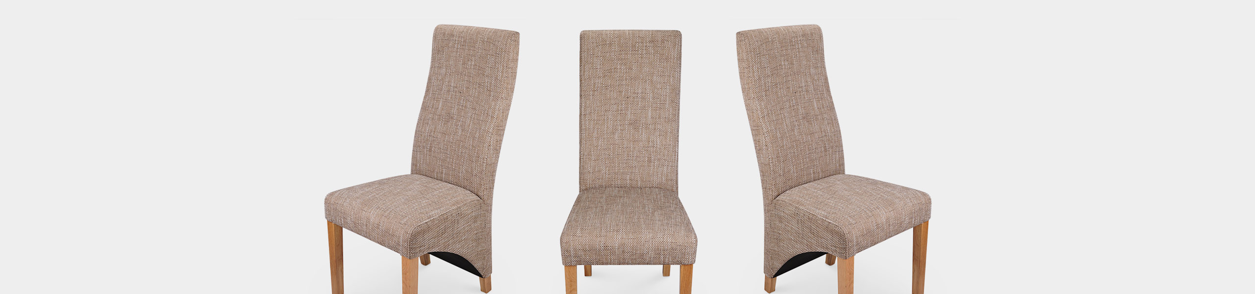 Baxter Dining Chair Tweed Video Banner