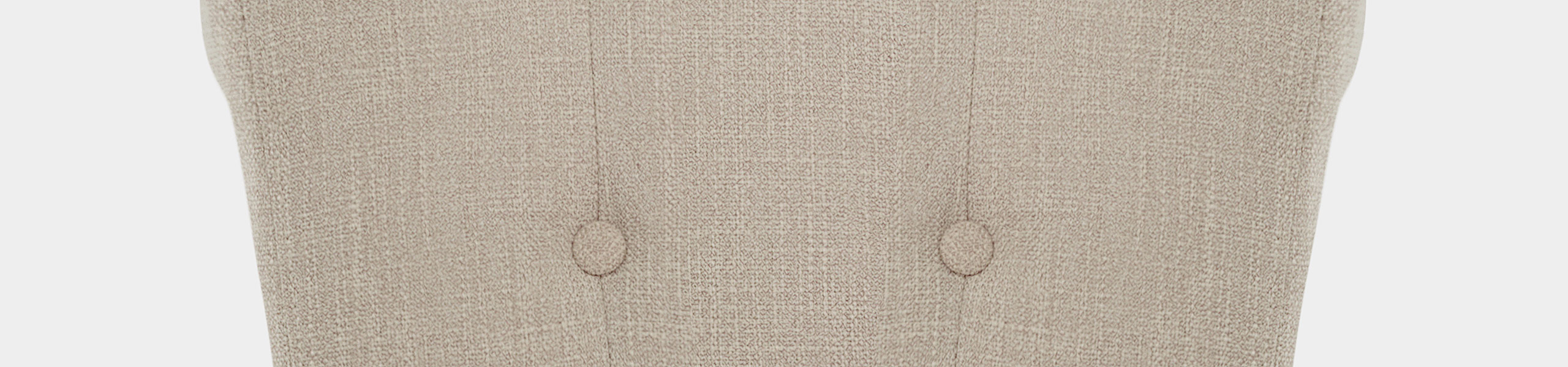 Buckingham Bar Stool Cream Fabric Video Banner