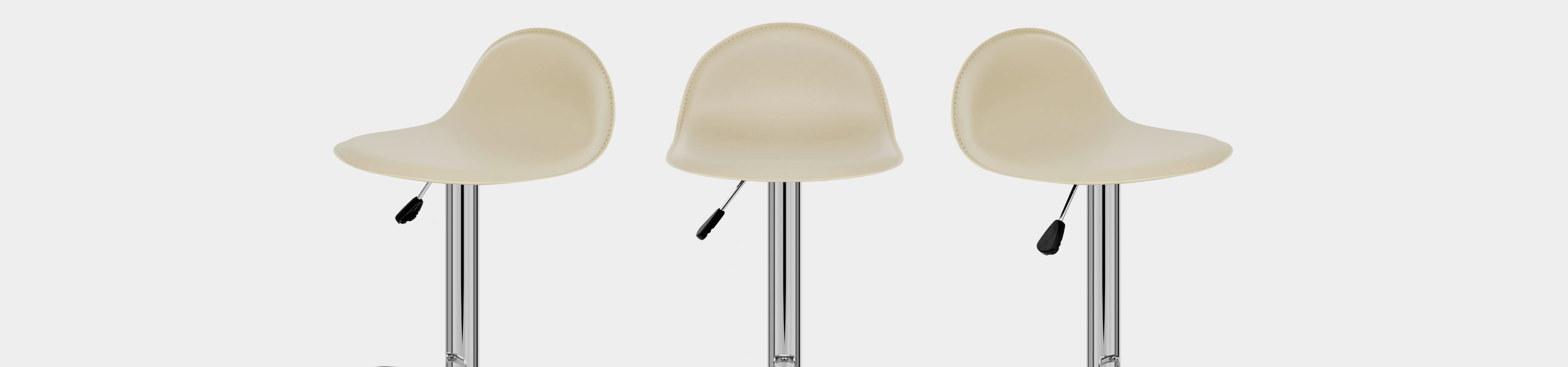 Cap Chrome Stool Cream Video Banner