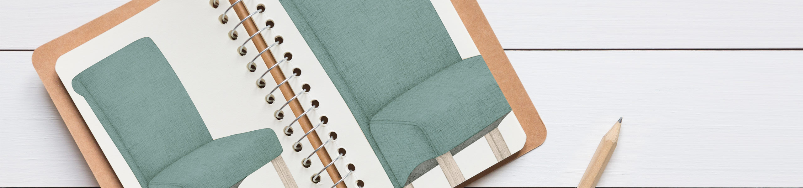 Carolina Dining Chair Teal Fabric Video Banner