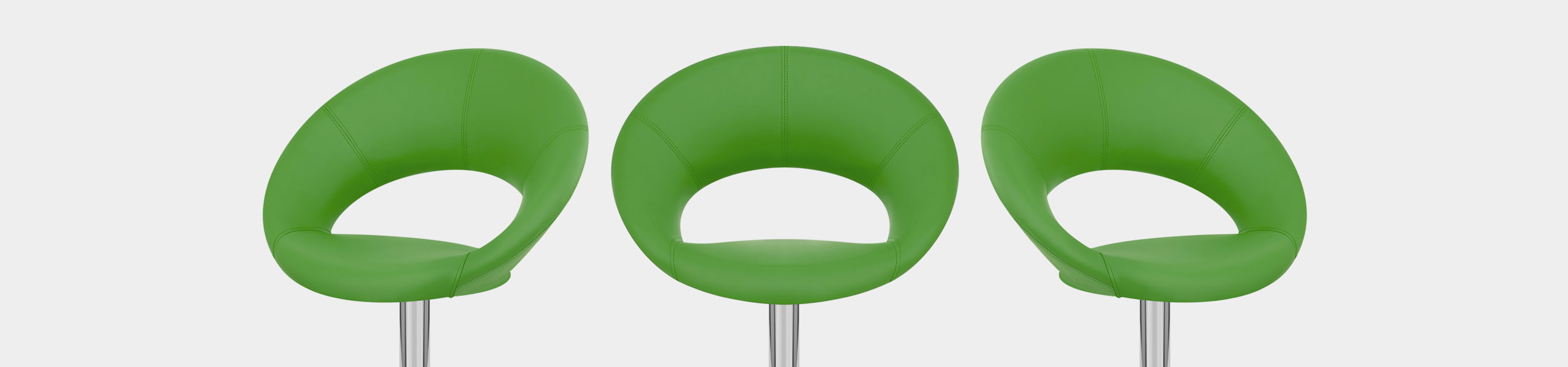 Clementine Chair Green Video Banner