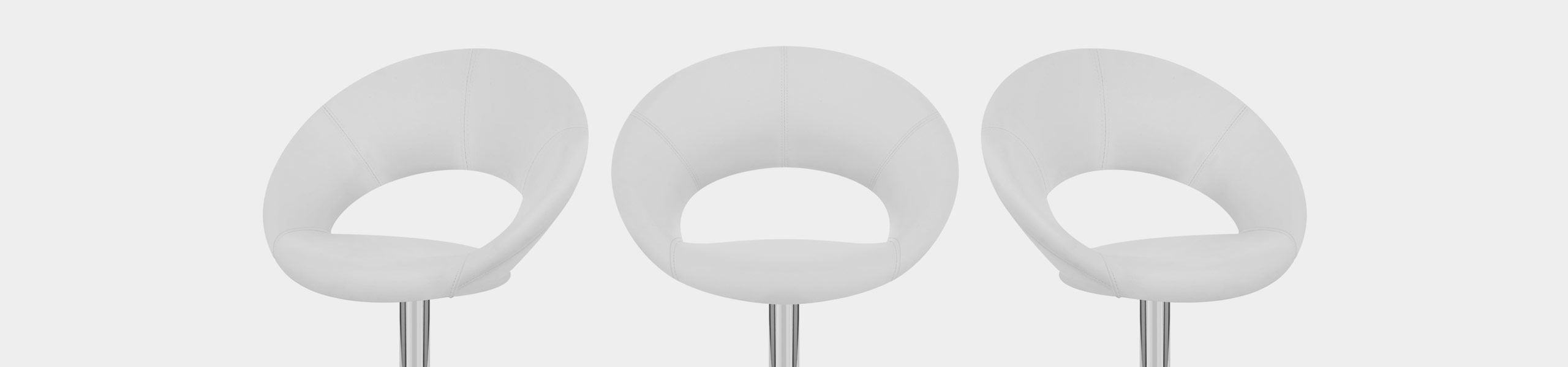 Clementine Chair White Video Banner