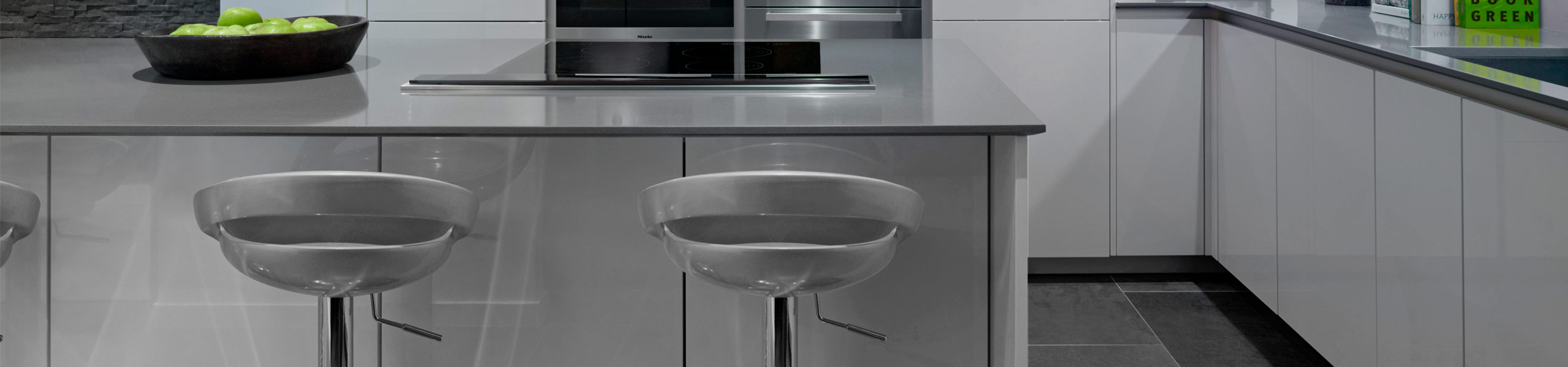 Crescent Bar Stool Silver Video Banner