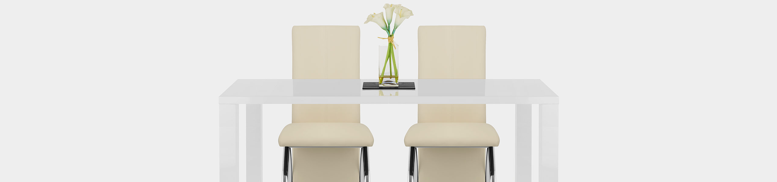 Dali Dining Chair Cream Video Banner