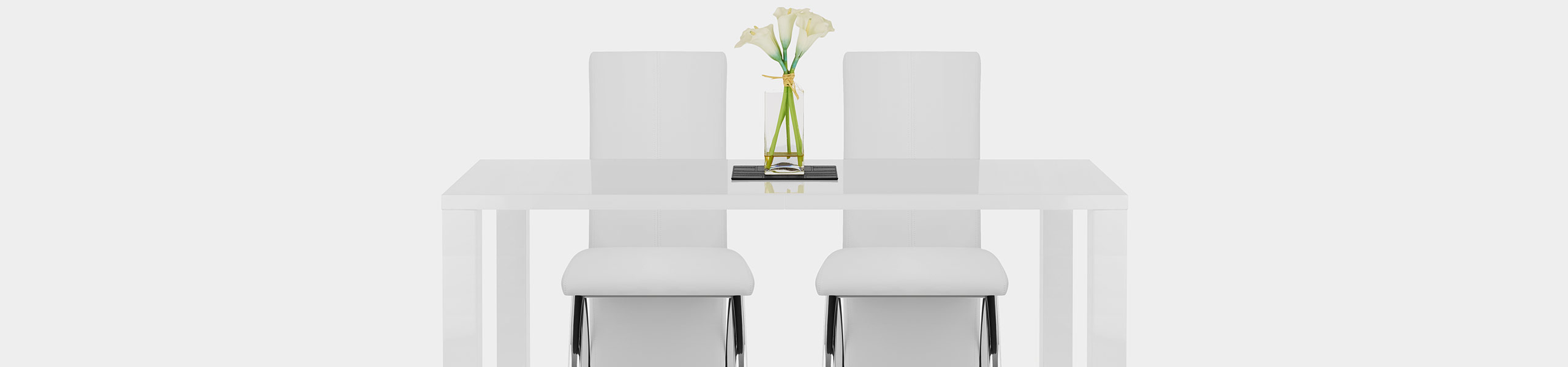 Dali Dining Chair White Video Banner
