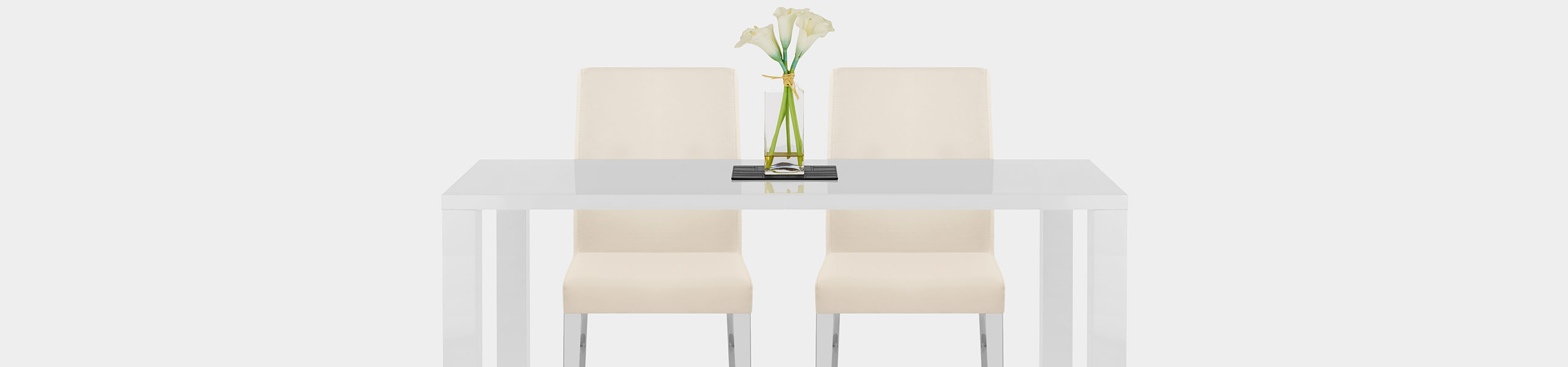 Dash Dining Chair Cream Video Banner