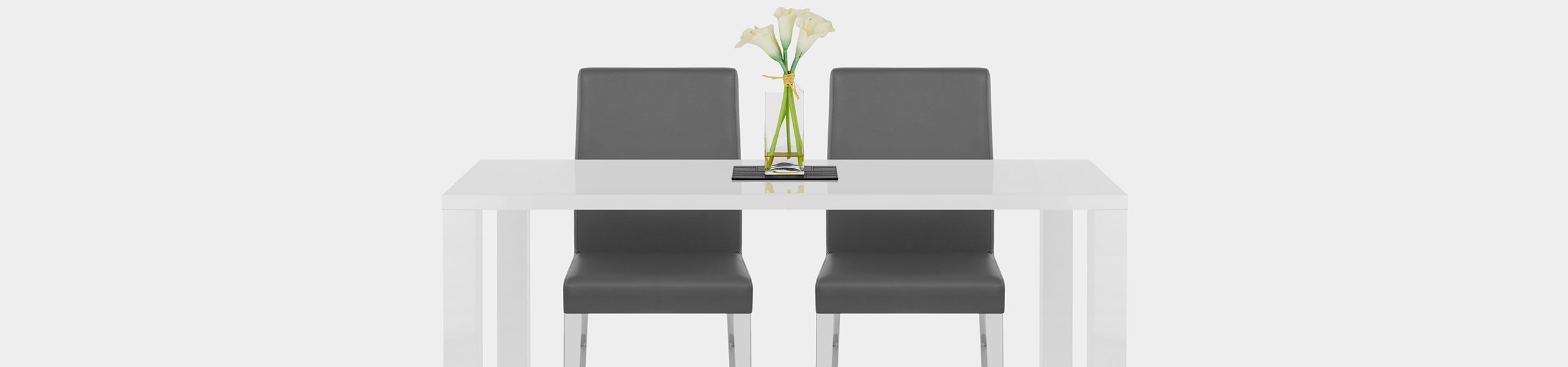 Dash Dining Chair Grey Video Banner
