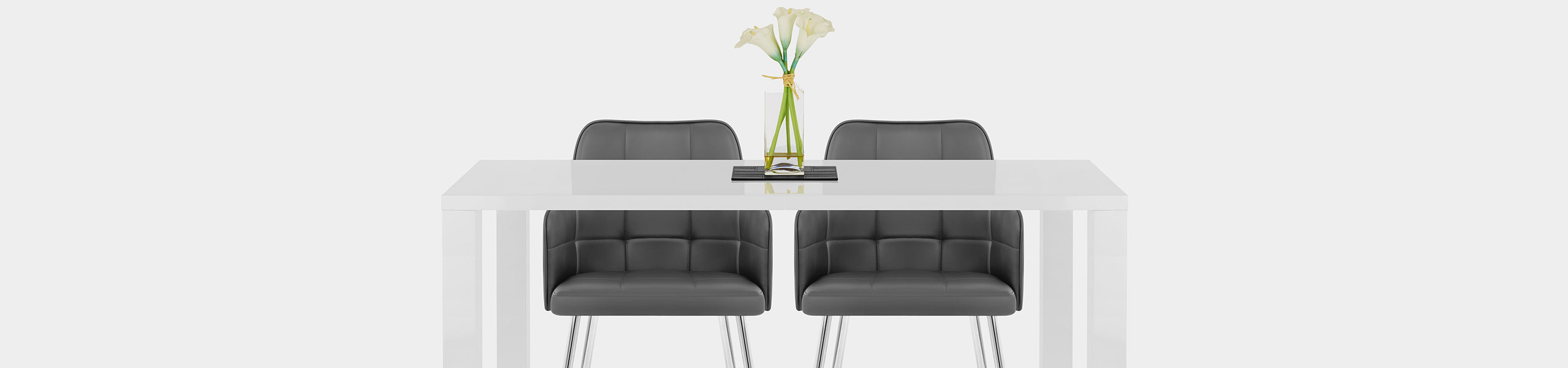 Dawn Dining Chair Grey Video Banner
