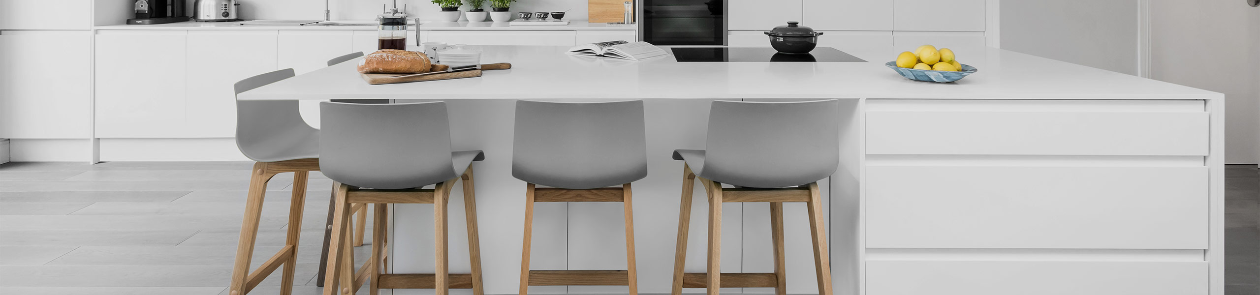 Drift Oak & Light Grey Bar Stool Video Banner