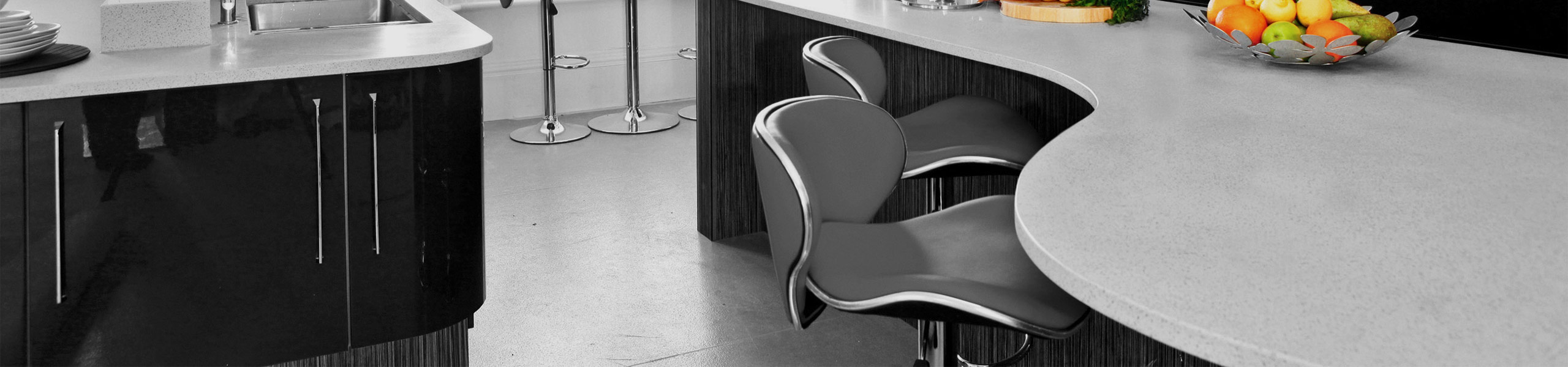 Duo Bar Stool Grey Video Banner