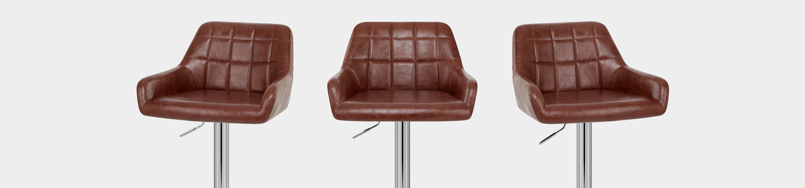Eagle Bar Stool Antique Brown Video Banner