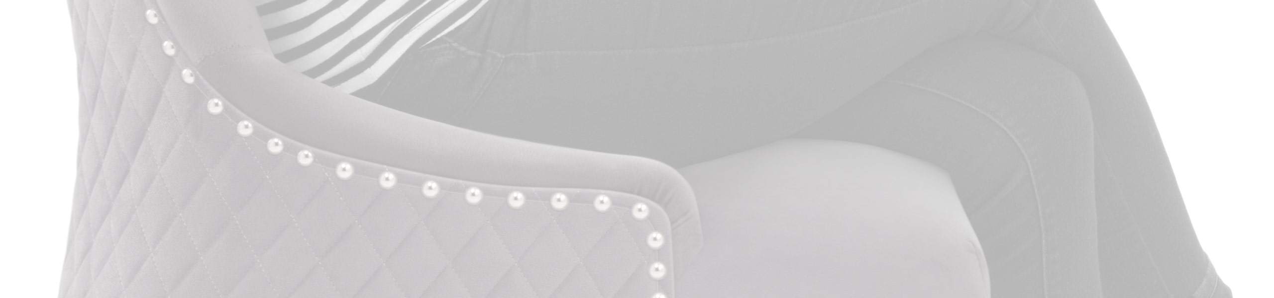 Fontaine Chair Grey Velvet Review Banner