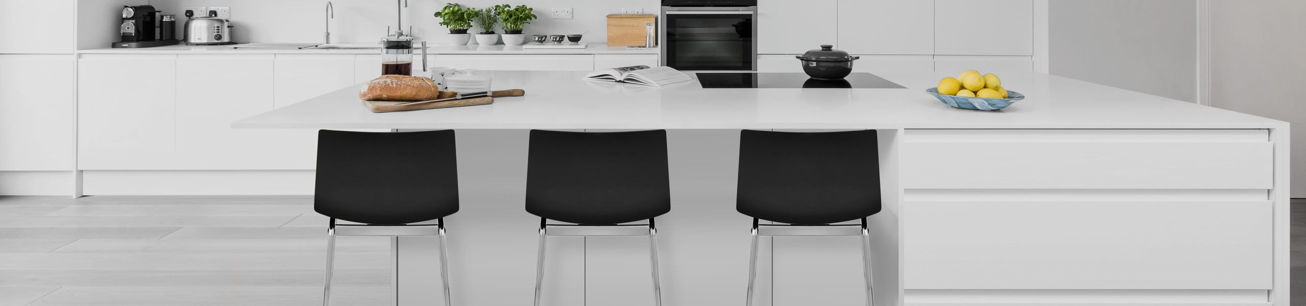 Gabriel Bar Stool Black Video Banner