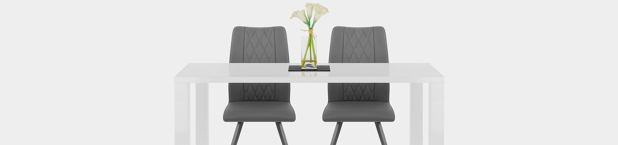 Gio Dining Chair Charcoal Video Banner