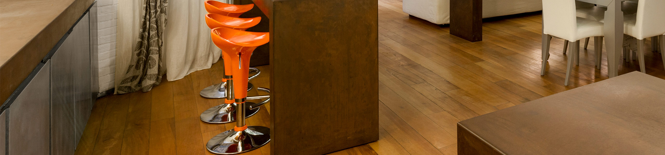 Gloss Coco Bar Stool Orange Video Banner