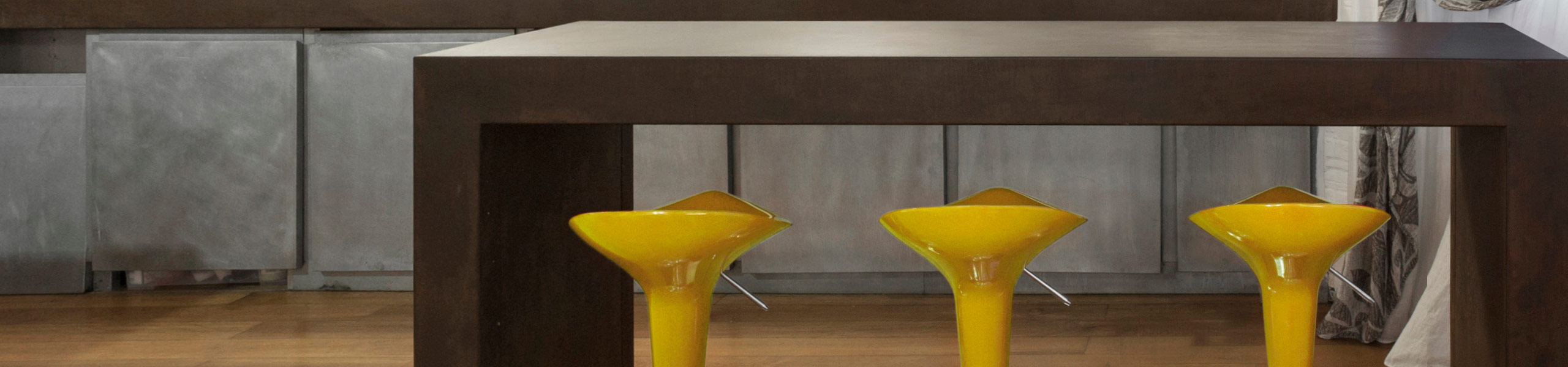 Gloss Coco Bar Stool Yellow Video Banner