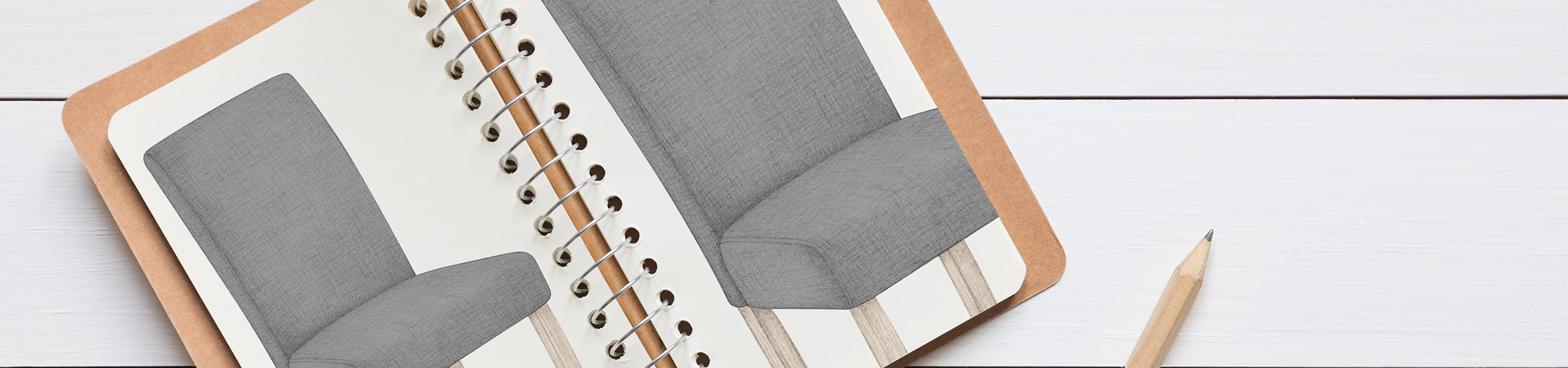Jackson Dining Chair Charcoal Fabric Video Banner