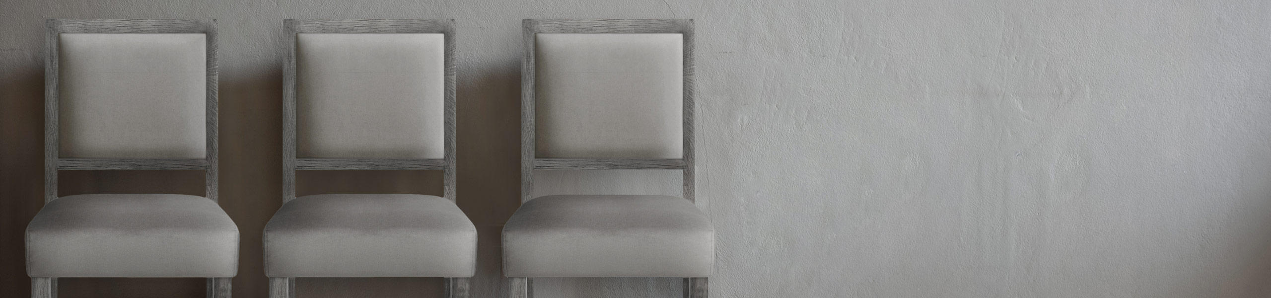 Jasper Grey Stool Grey Velvet Video Banner