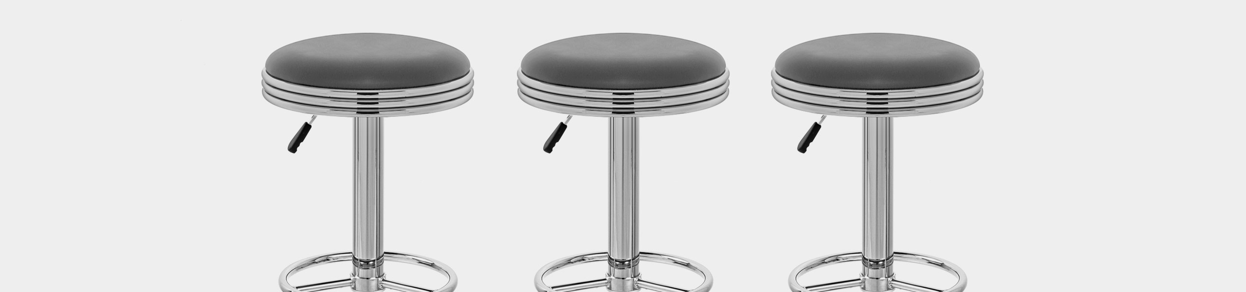 Java Bar Stool Grey Video Banner