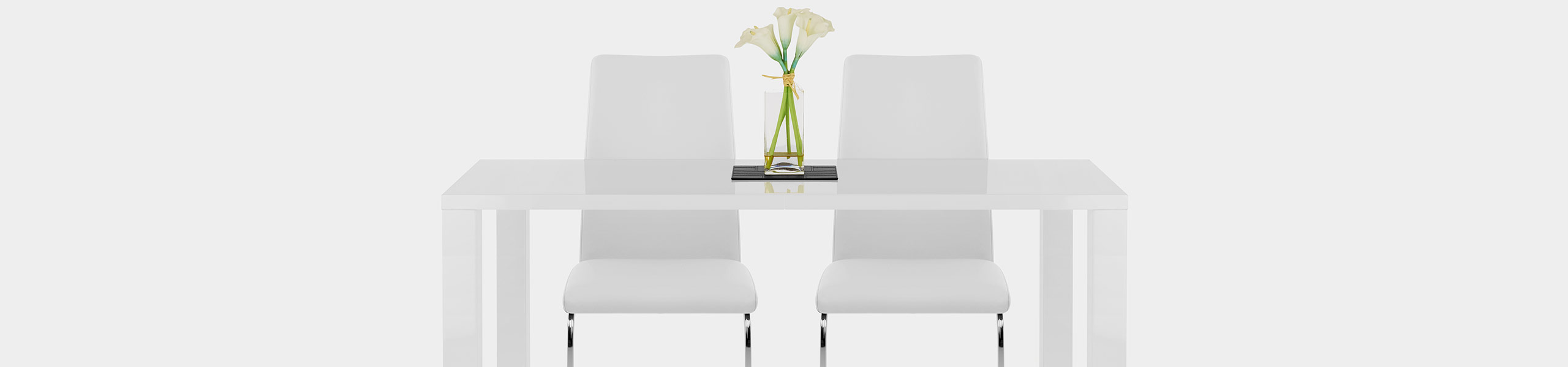 Jordan Dining Chair White Video Banner