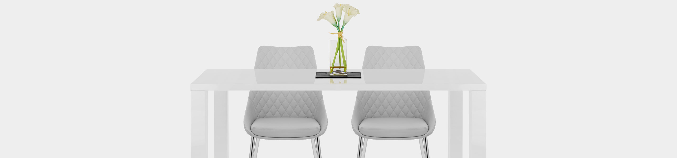 Liberty Dining Chair Light Grey Video Banner