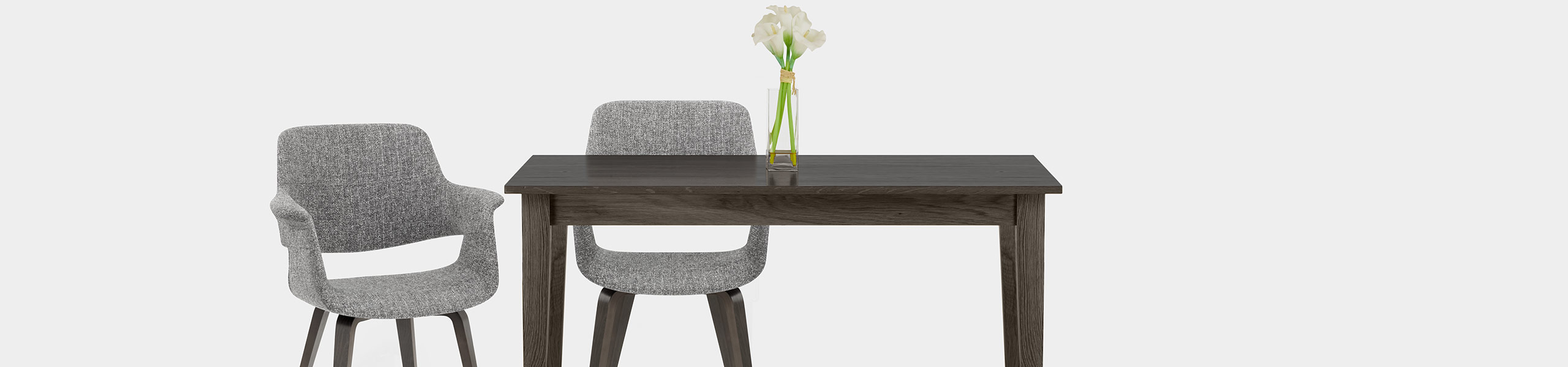 Lloyd Dining Chair Grey Fleck Video Banner