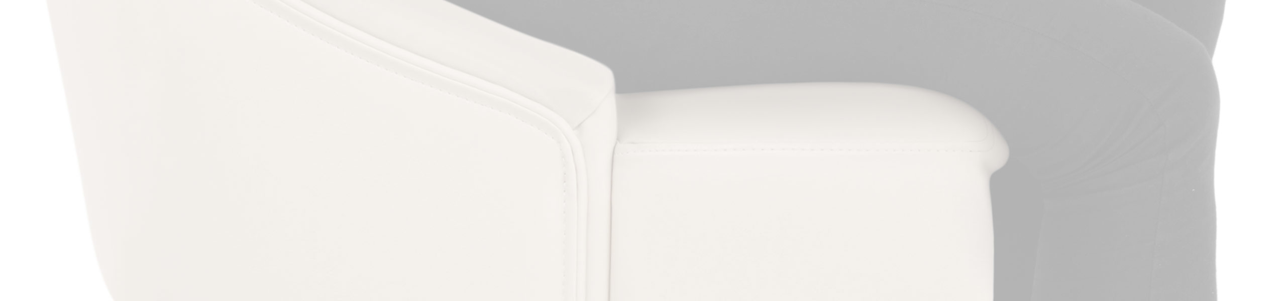 Magna Oak & Cream Faux Leather Stool Review Banner