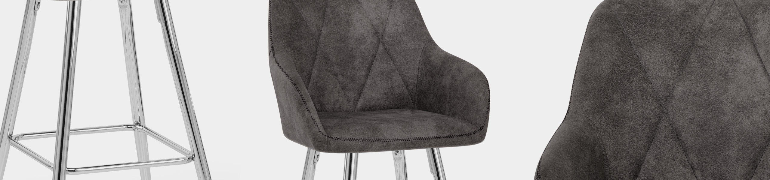 Mason Bar Stool Charcoal Video Banner