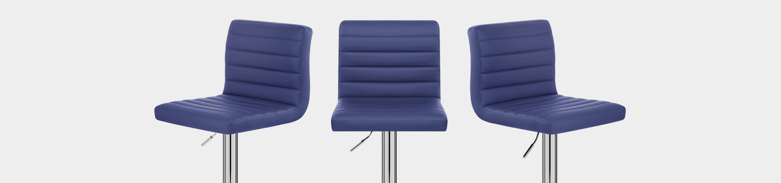 Mint Bar Stool Blue Video Banner